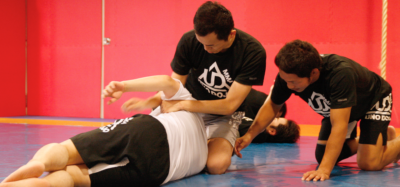 GRAPPLING TECHNIQUE for MMA